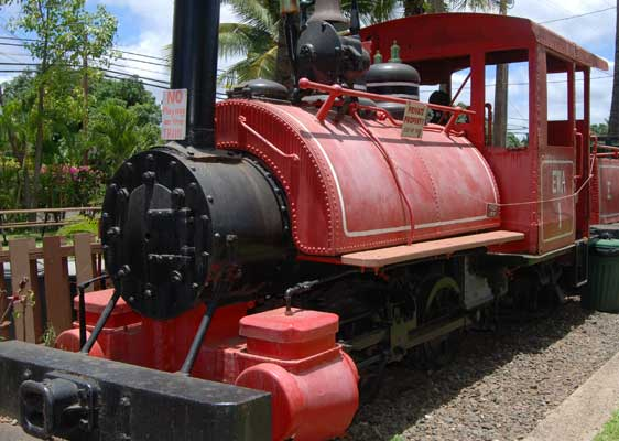 Image of Steam Locomotive Ewa 1